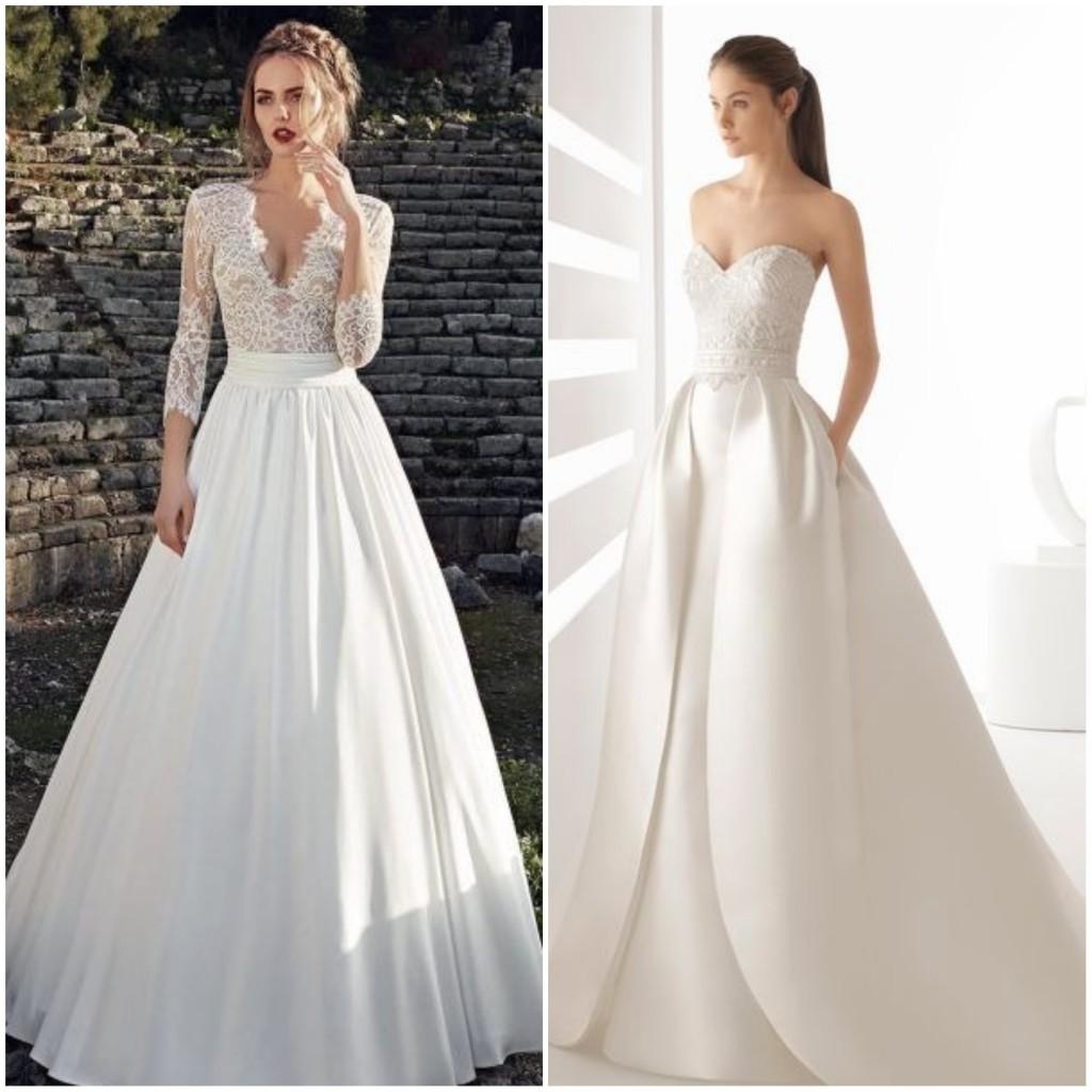 vestidos de novia atemporales