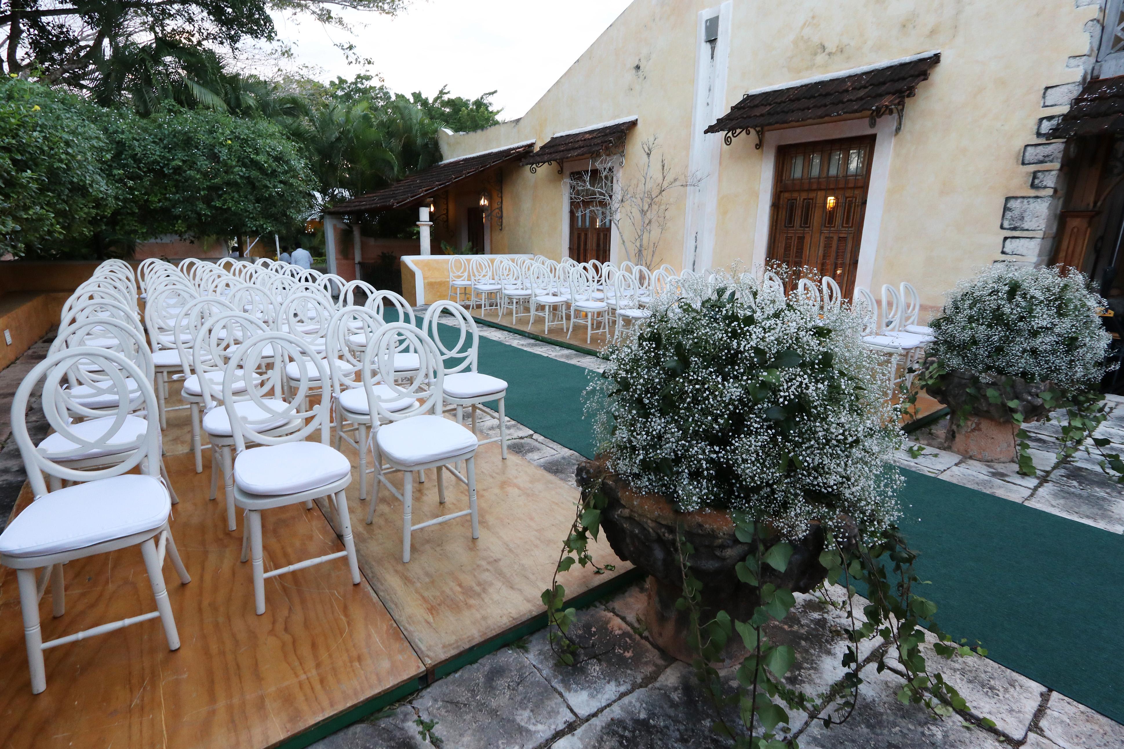 Mesas y protocolo de boda