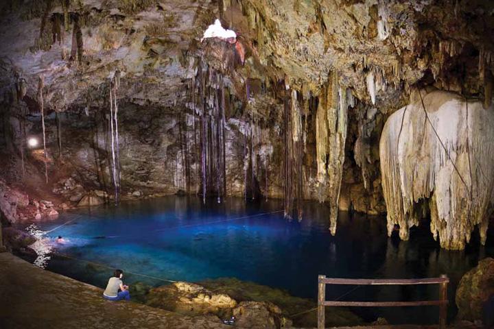 cenote ritual boda Yucatán