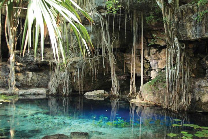 Cenote para casarte en Yucatán