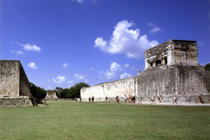Excursión tornaboda en Yucatán