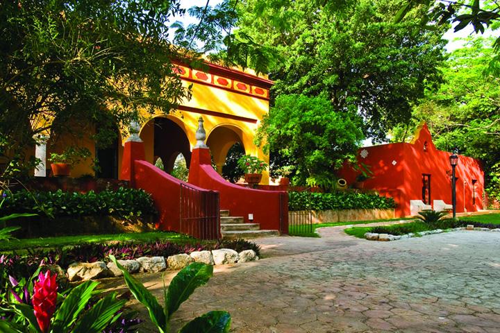Hacienda para casarte en Yucatán