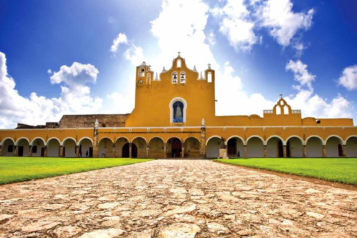 Casarte en Izamal Yucatán