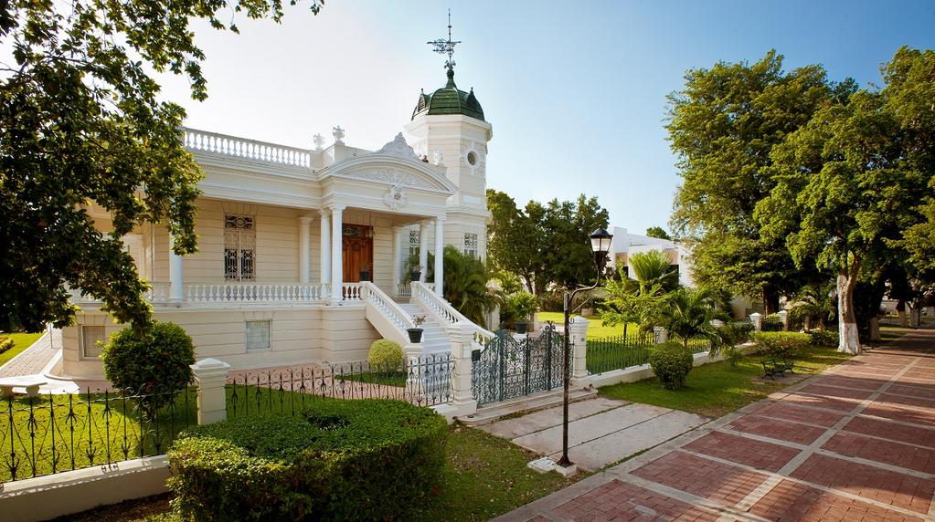 mansión colonial para boda en Yucatán