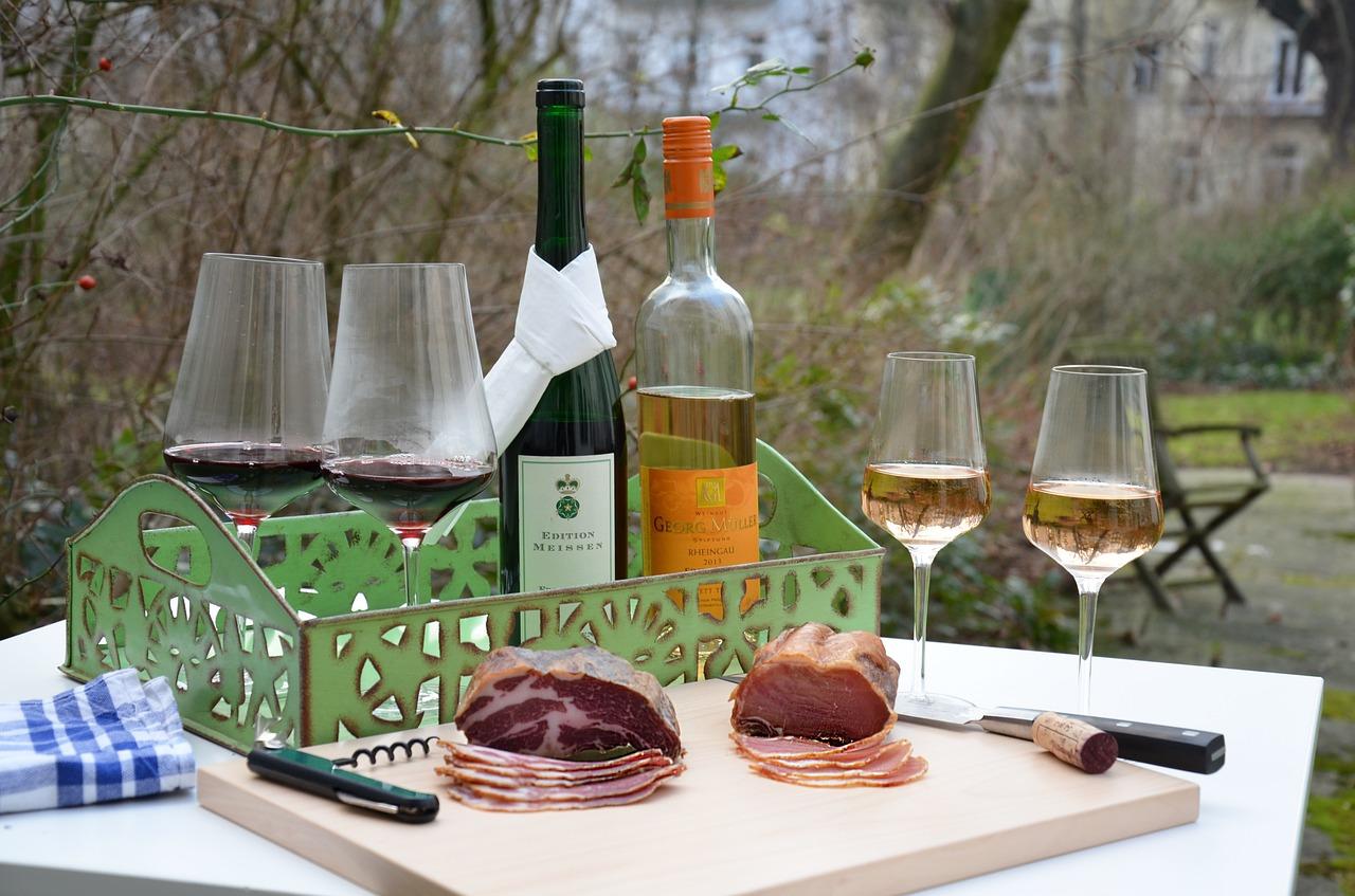 Decántate por el vino perfecto de boda
