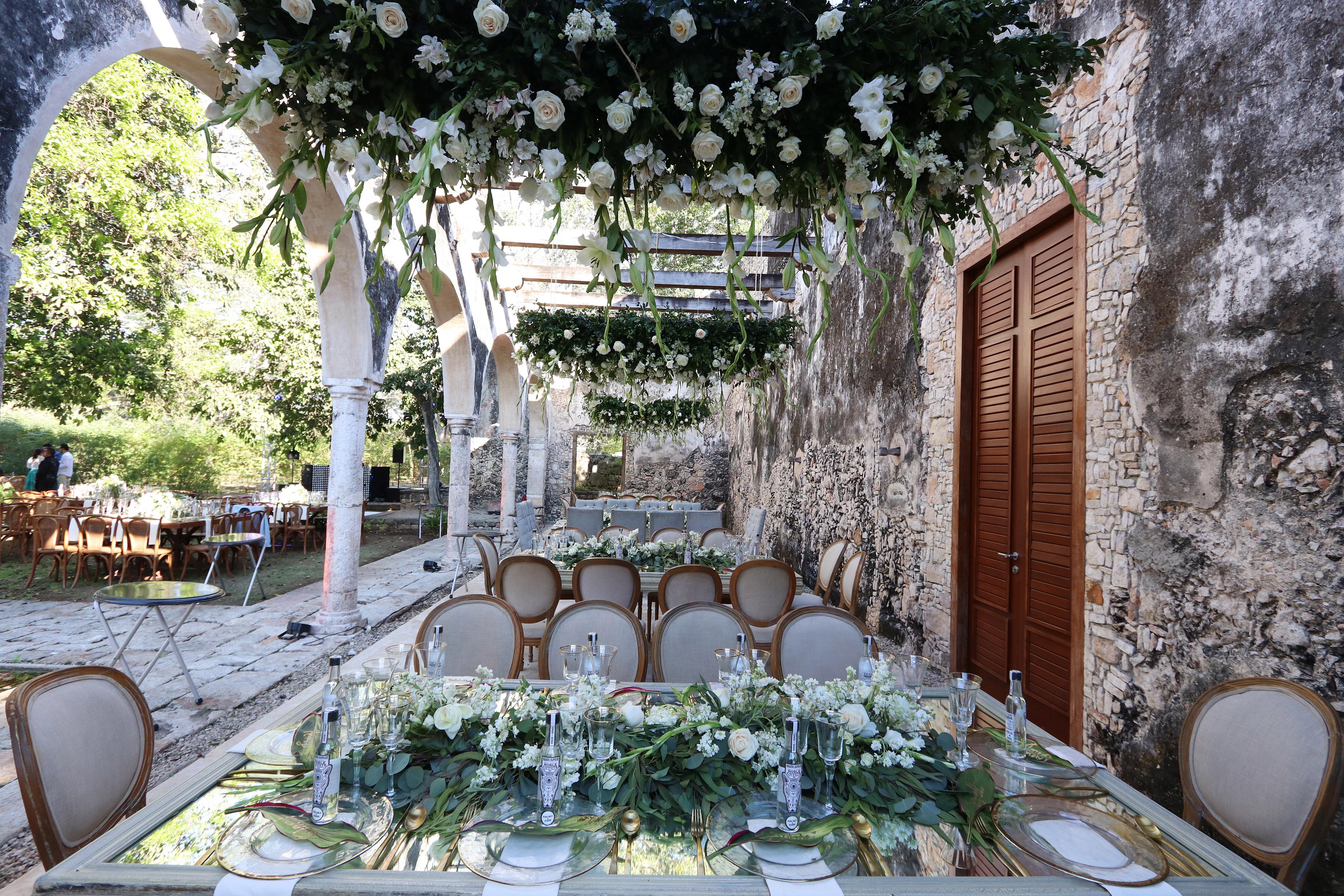 Haz tu boda chic en una hacienda