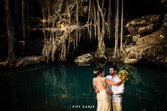7 Tips de vestuario para celebrar una boda maya