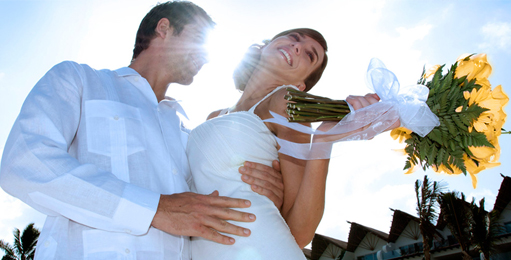 Guayabera yucateca ideal p ara boda en la playa
